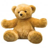 Мягкая игрушка Aurora Медведь Обними меня Коричневый 72 см (61370C)