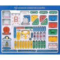 Конструктор Знаток, 999 деталей (REW-K001)